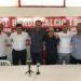Inizia l'era Andreoli: «Determinato a fare bene» Coscarella: «Persone vere per il progetto Rende» (Video)